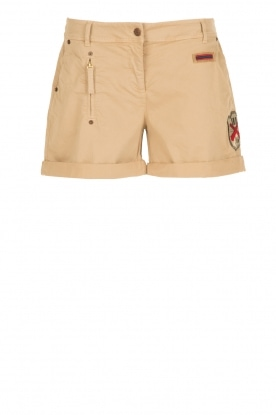 Hunkydory |  Cargo shorts Lizzie | beige