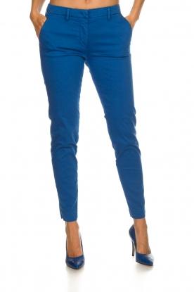 MASONS |  Chino pants New York | blue
