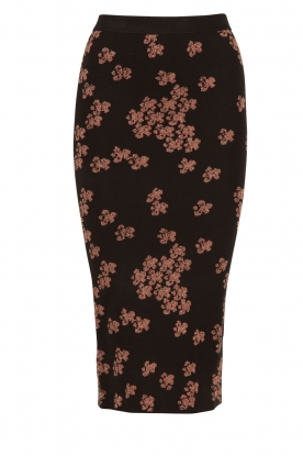 Pencil skirt Mordicus | black