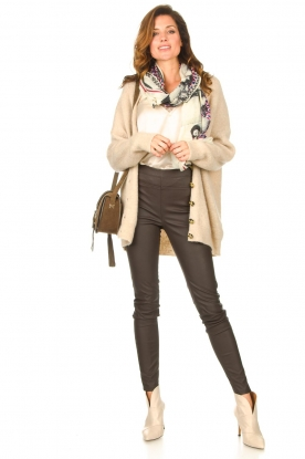Look Knitted cardigan Grethe