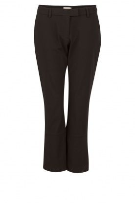 Hunkydory |  Trousers Thelma Slacks | dark blue
