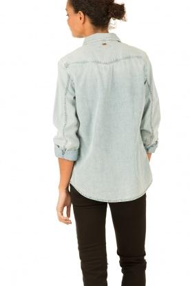 Denim blouse New Western | blue