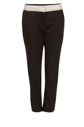 Hunkydory |  Trousers Elise | black