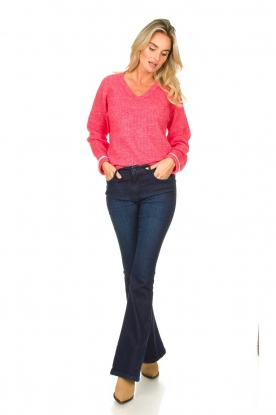 Look V-neck sweater Aliza