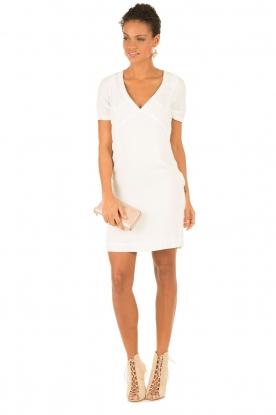 Dress Mariah | white