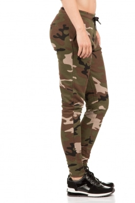 Zoe Karssen | Sweatpants Camo | multi