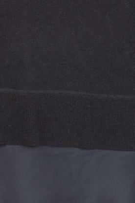 Hunkydory | Gebreide trui Clara | blauw