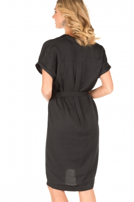 Dante 6 |  Dress Hepburn | black