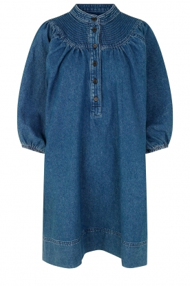 Second Female |  Denim dress Jeanie | blue