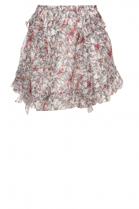 IRO |  Skirt with ruffles Tide | multi