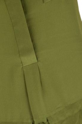 Dante 6 | Zijden jurk Joella | groen