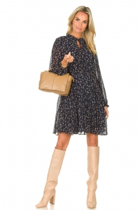 Look Dress with print Norrie