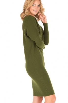 Dante 6 | Sweaterjurk Samoa | groen