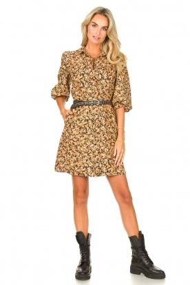 Look Dress with floral print Mayda