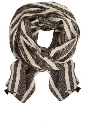 Dante 6   Sjaal Ginsa   zwart/wit