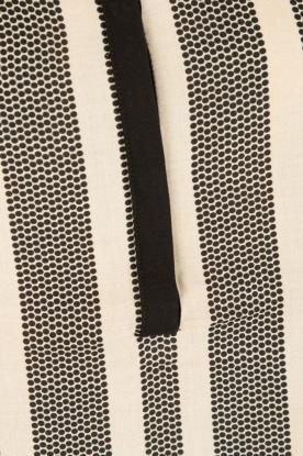 Dante 6 | Blouse Dafne | zwart/wit
