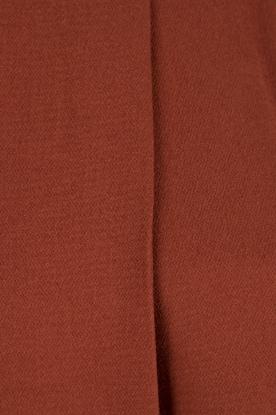 Dante 6 | Mouwloze top met col Gene | bruin