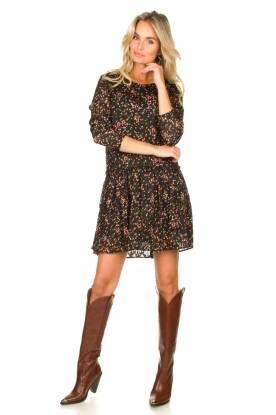 Look Floral dress Gili