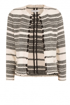 IRO |  Jacket Zlata | black & white
