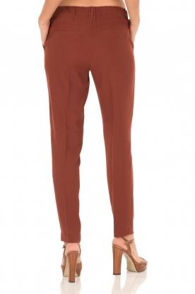 Dante 6   Pantalon Russel   Tamarinde bruin