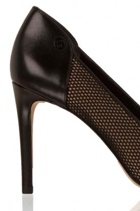 Leather pumps Leilah | black