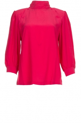 IRO |  Blouse with button detail Sense | pink
