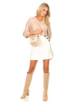 Look Sweater with v-neck Miami