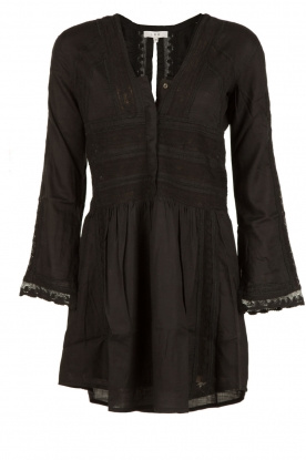 IRO |  Tunic dress Kelen | black