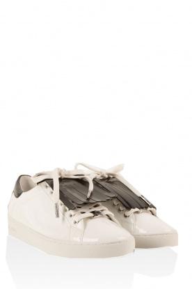 Sneakers Keaton Kiltie | wit