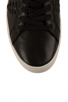 Leather sneakers Stevie | black
