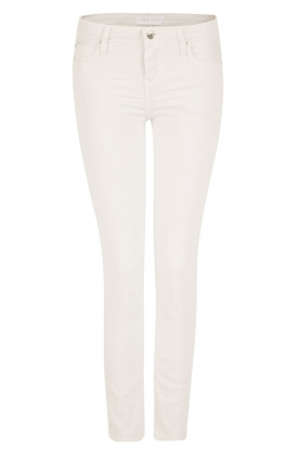 IRO |  Low waist skinny jeans Jarod | light grey
