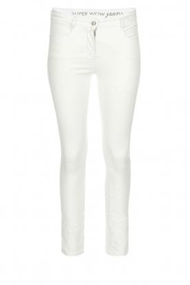 Patrizia Pepe |  Jeans Eleta | White