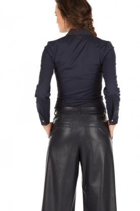 Body blouse Esra | dark blue