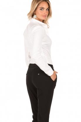 Body blouse Esra | white