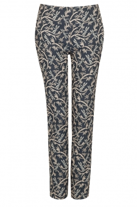 Atos Lombardini |  Trousers Gianna | blue