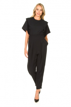 IRO | Trousers Irmin | black