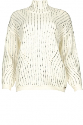 Nenette | Luxury sweater Molly | naturel