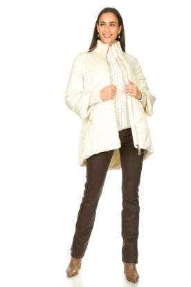 Look Luxurious down jacket Ionio