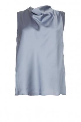Dante 6 |  Draped top Adante | blue