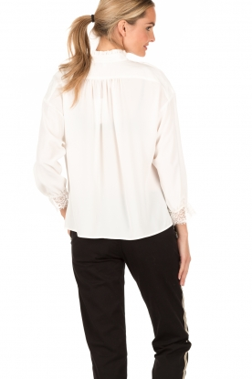 Blouse Rosa | white