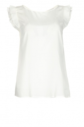 Patrizia Pepe | Top Alice | wit