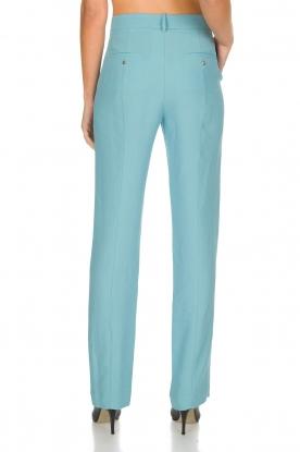 Patrizia Pepe | Pantalon Noemi | azuurblauw