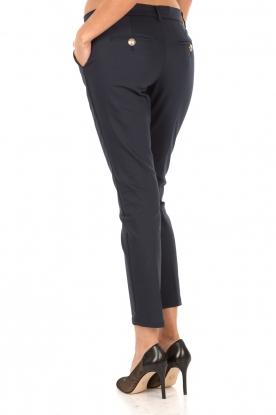Pantalon Elena | marineblauw
