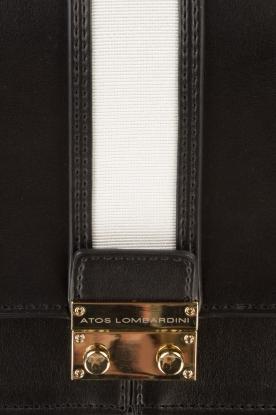 Atos Lombardini | Mini tas Isabella | zwart
