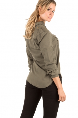 Blouse Robin | army green