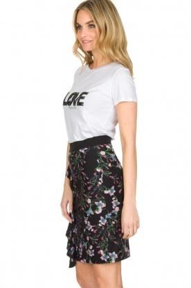Patrizia Pepe | T-shirt Love | wit