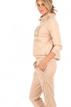 Patrizia Pepe | Sweatshirt Fila | nude
