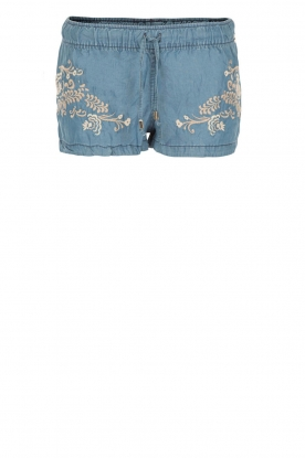 OndadeMar |  Denim shorts Miranda | blue