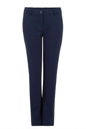 Trouser Blu | dark blue
