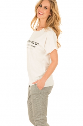 T-shirt So Ready | white